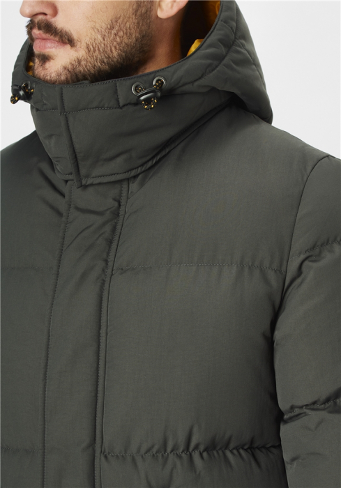 Jacheta lunga barbati S4 Big Chill gri [6]