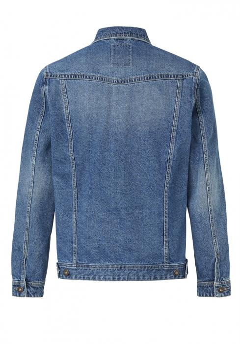 Jacheta blugi barbati Western Jacket PADDOCK'S albastru deschis [4]