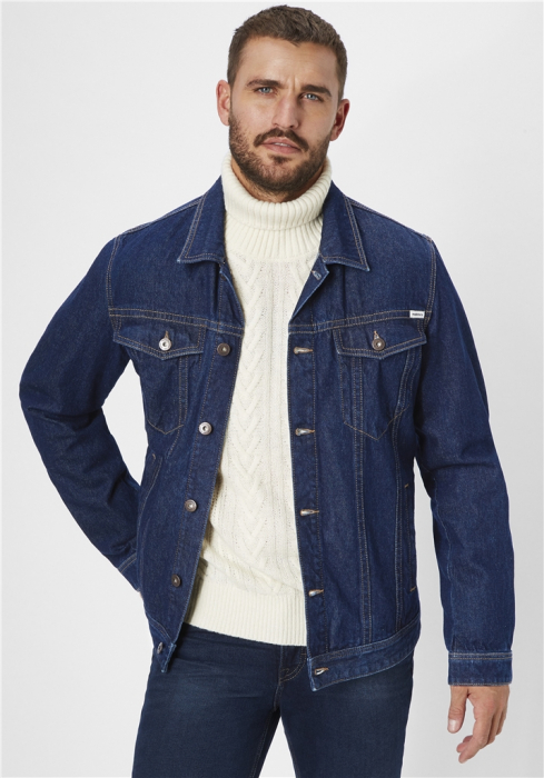 Jacheta blugi barbati Western Jacket PADDOCK'S bleumarin [1]