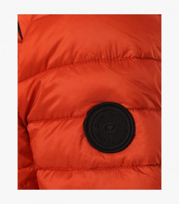 Jacheta matlasata barbati CASA MODA portocalie [3]