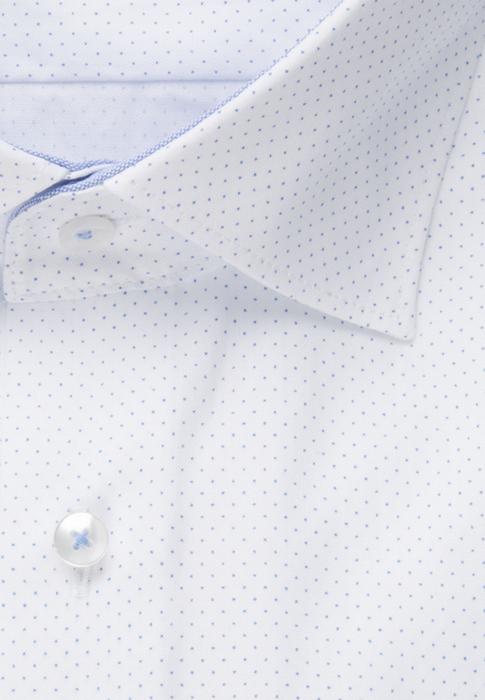 Cămașă business bărbați Seidensticker Shaped Not Iron print puncte [1]