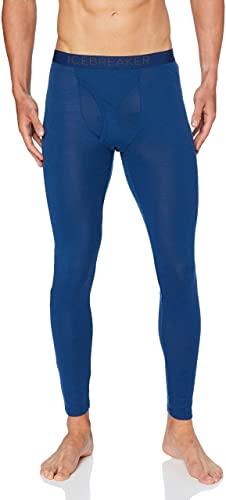 Pantaloni de corp barbati cu slit ICEBREAKER 175 Everyday albastri [0]