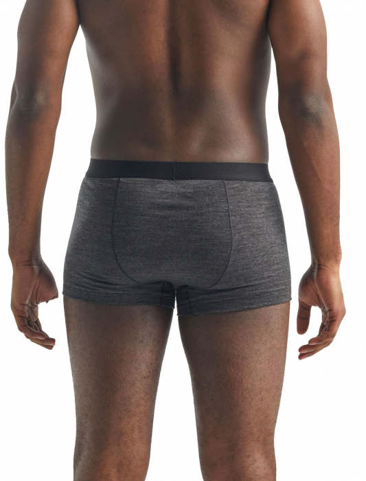 Boxeri merino barbati ICEBREAKER Anatomica Cool-Lite gri [2]