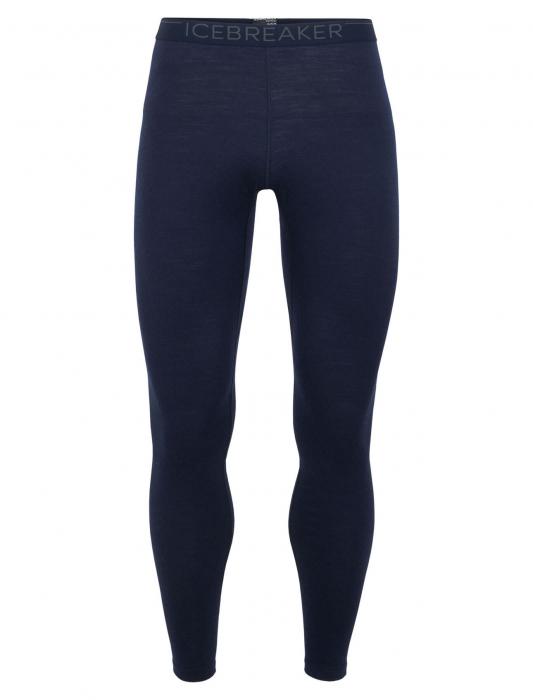 Pantaloni de corp barbati ICEBREAKER 200 Oasis bleumarin [0]