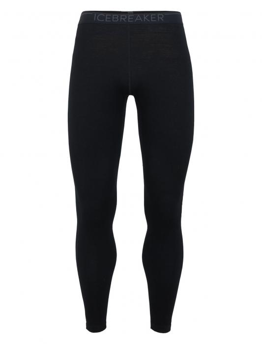 Pantaloni de corp barbati ICEBREAKER 260 Tech negri [0]