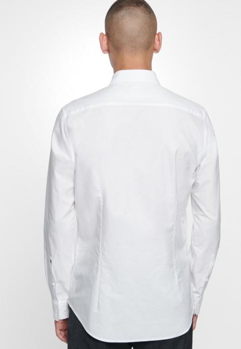 Cămașă bărbați Seidensticker Slim alba [2]