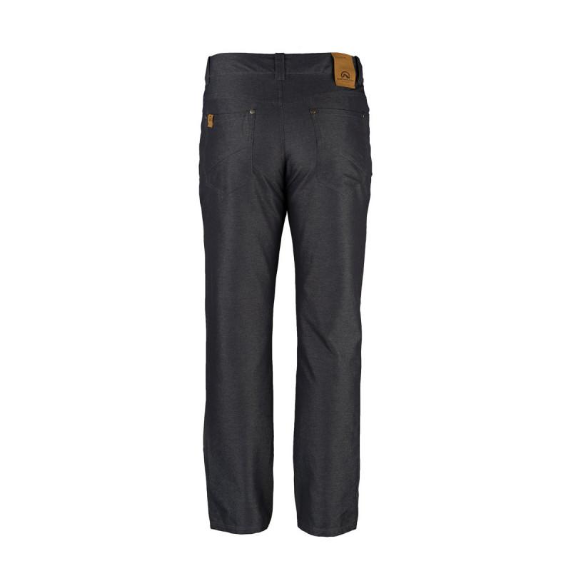 Pantaloni ultra-usori aspect blugi barbati NORTHFINDER BERLIINSON negri [1]