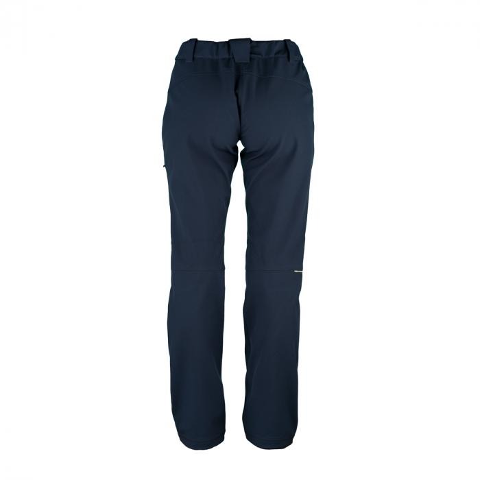 Pantaloni softshell femei NORTHFINDER Kala bleumarin [1]