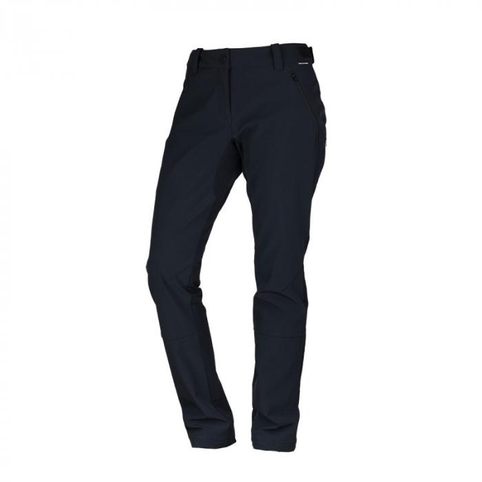 Pantaloni softshell 3L femei NORTHFINDER MURANSKA negri [0]