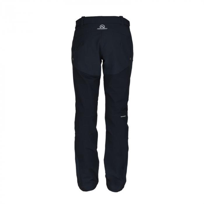 Pantaloni softshell 3L femei NORTHFINDER MURANSKA negri [1]