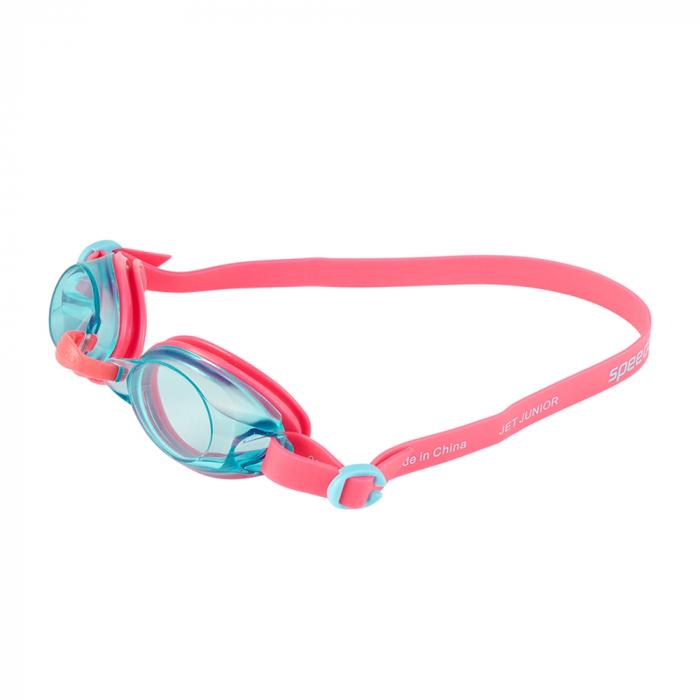 Ochelari inot copii SPEEDO Jet V2 roz/albastru [1]