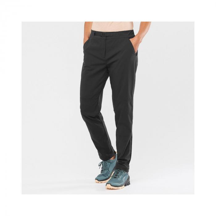 Pantaloni drumetie femei SALOMON OUTRACK negru [1]