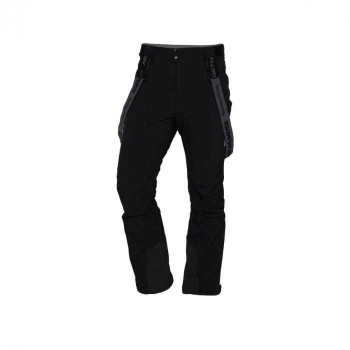 Pantaloni barbati ski stretch Softshell 3L NORTHFINDER Harsy [0]