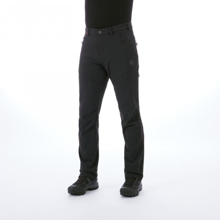 Pantaloni barbati MAMMUT Winter Hiking SO black [0]