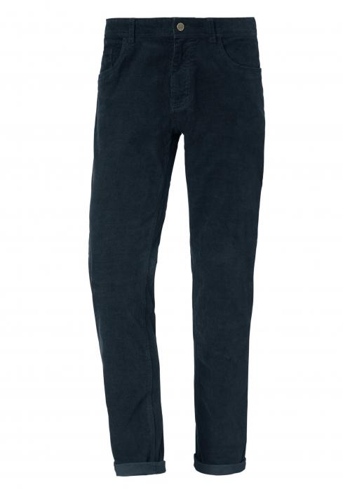 Pantaloni raiati barbati Milton 5 buzunare REDPOINT [0]
