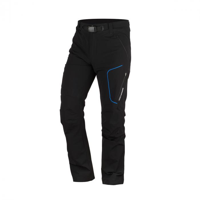 Pantaloni tehnici ultrausori barbati NORTHFINDER KORNET negri [0]