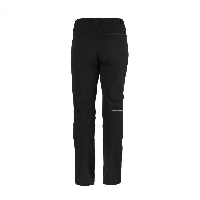 Pantaloni tehnici ultrausori barbati NORTHFINDER KORNET negri [1]