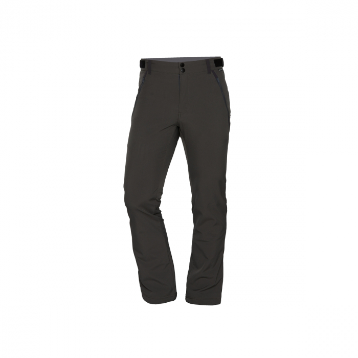 Pantaloni lungi barbati softshell 3L travel NORTHFINDER Vinstor gri [0]