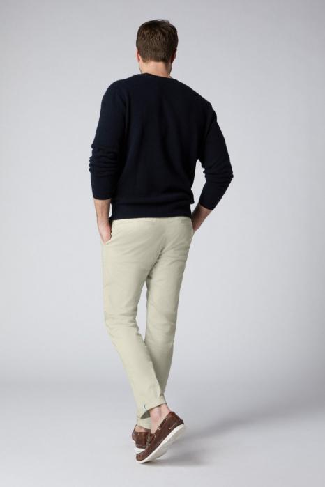 Pantaloni chino bumbac barbati SPOKE SHARP Lightweights bej [2]
