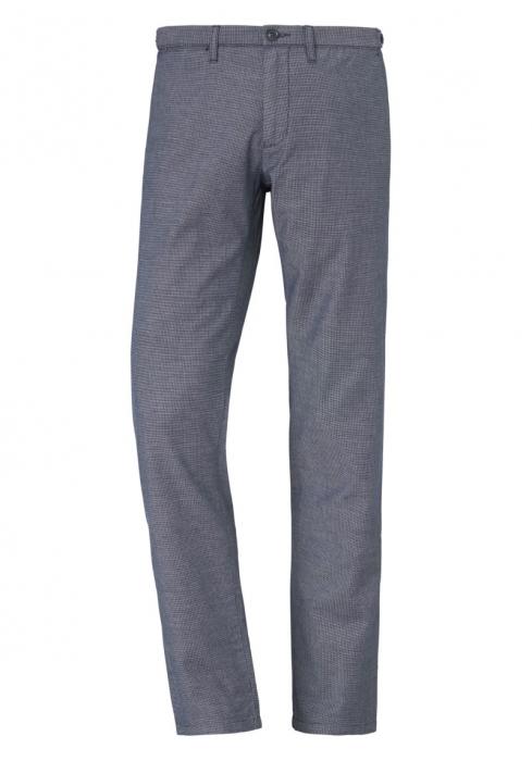 Pantaloni chino barbati REDPOINT Belleville albastri [5]
