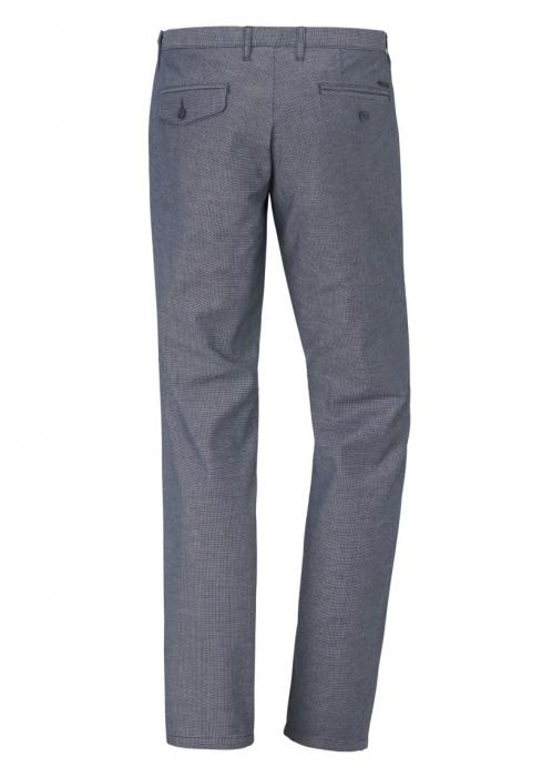 Pantaloni chino barbati REDPOINT Belleville albastri [6]