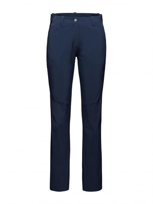 Pantaloni drumetie femei MAMMUT Runbold bleumarin [0]