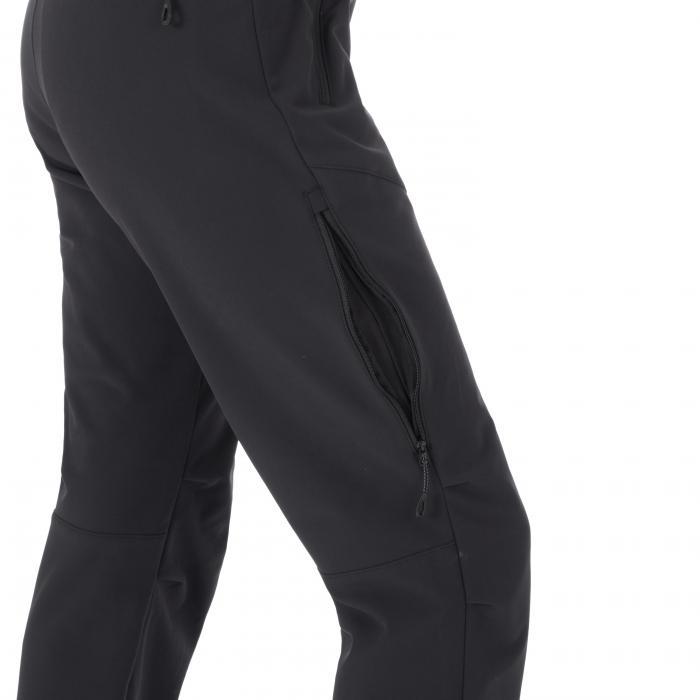 Pantaloni femei MAMMUT Winter Hiking SO black [4]