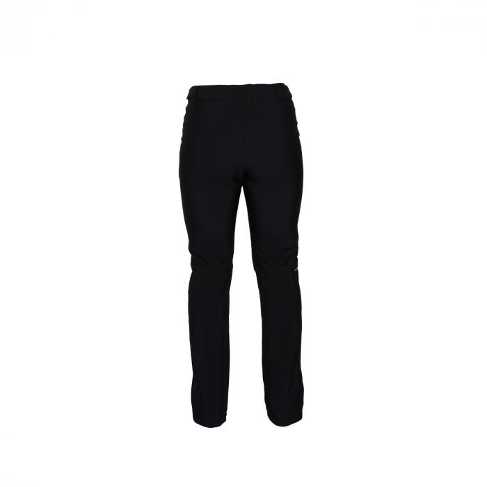 Pantaloni lungi femei softshell 3L travel NORTHFINDER Vinstoria negri [1]