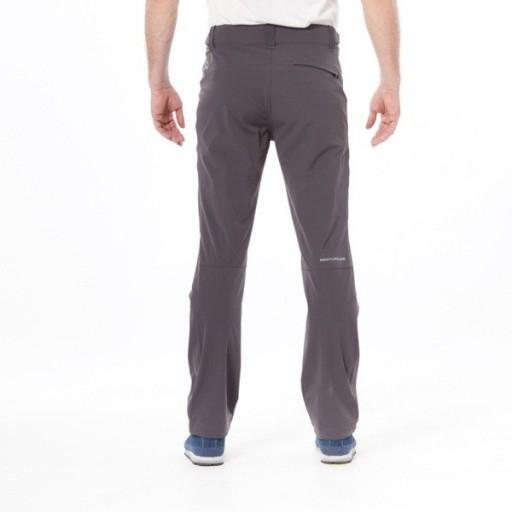 Pantaloni barbati NORTHFINDER Balkyn gri [1]