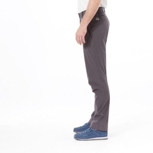 Pantaloni barbati NORTHFINDER Balkyn gri [2]