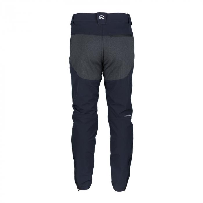 Pantaloni outdoor stretch barbati NORTHFINDER RAUL negru [1]