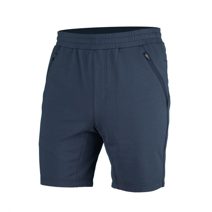 Pantaloni scurti barbati NORTHFINDER LINDON bleumarin [0]