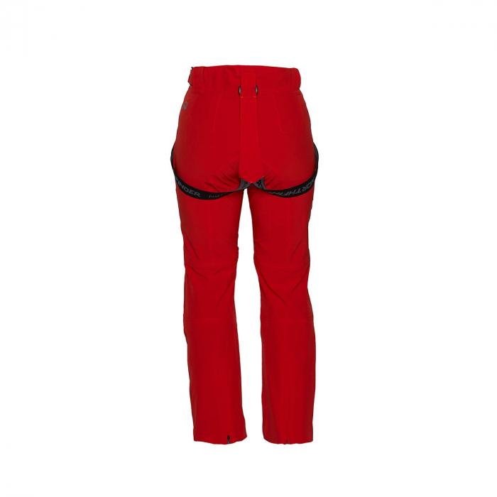 Pantaloni femei ski stretch NORTHFINDER Todfysea rosii [1]