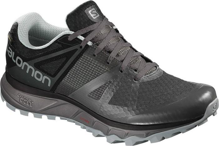 Pantofi alergare barbati Salomon TRAILSTER GTX® negri [0]