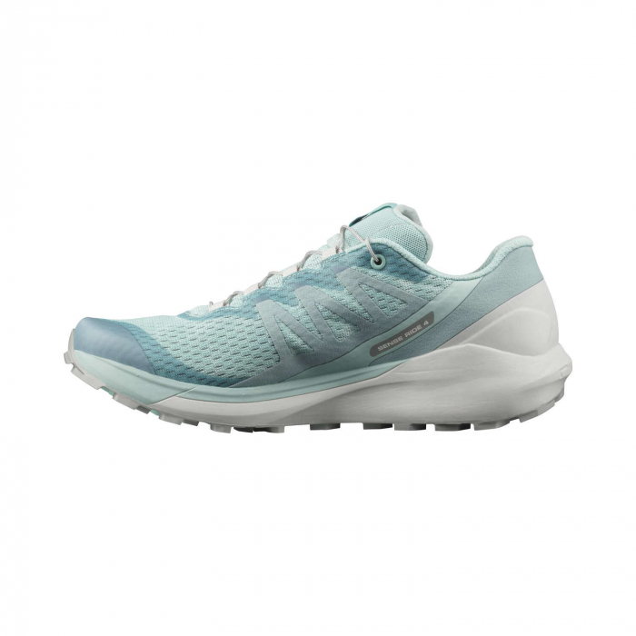 Pantofi alergare femei SALOMON SENSE RIDE 4 W vernil [6]