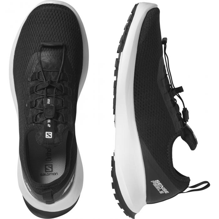 Pantofi drumetie barbati SALOMON Sense Feel 2 negri [3]