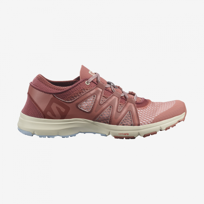 Pantofi outdoor femei SALOMON Crossamphibian Swift2 caramiziu [0]