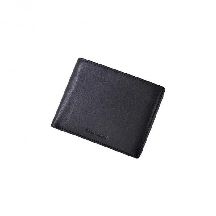 Portmoneu de calatorie piele CARLA ROSSINI negru [0]