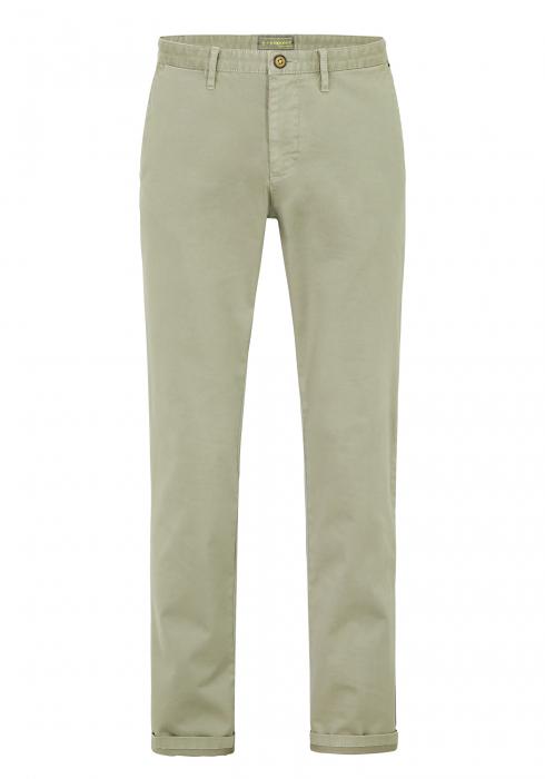 Pantaloni chino barbati REDPOINT Jasper 6162 kaki [0]