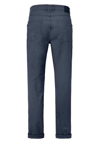 Pantaloni barbati 5 buzunare REDPOINT Milton 4939 bleumarin [2]