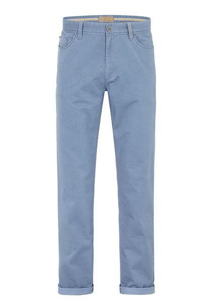 Pantaloni barbati 5 buzunare REDPOINT Milton 6182 albastri [5]