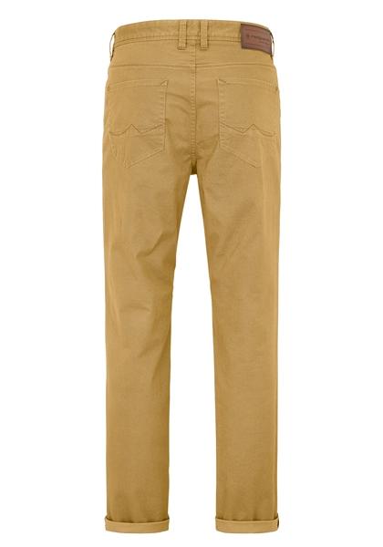 Pantaloni barbati 5 buzunare REDPOINT Milton 6182 galbeni [4]