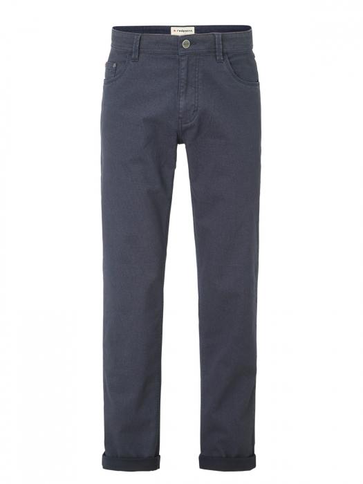 Pantaloni barbati 5 buzunare REDPOINT Milton 6241 bleumarin [0]