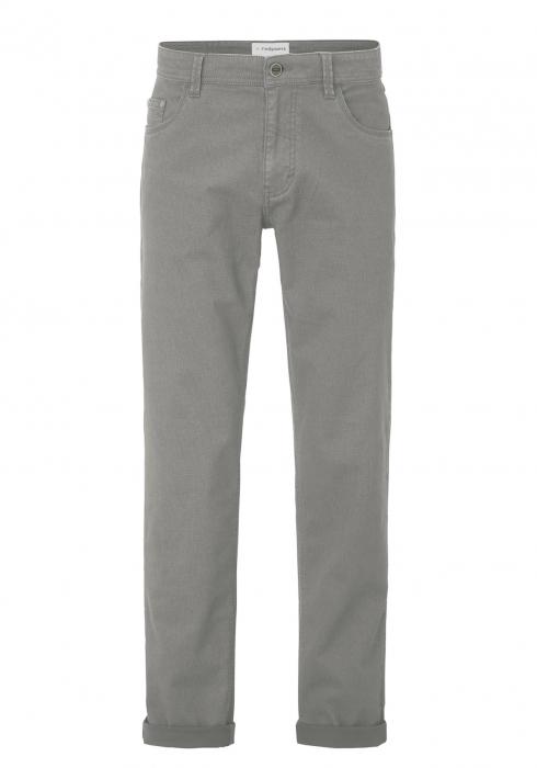 Pantaloni barbati 5 buzunare REDPOINT Milton 6241 gri [0]