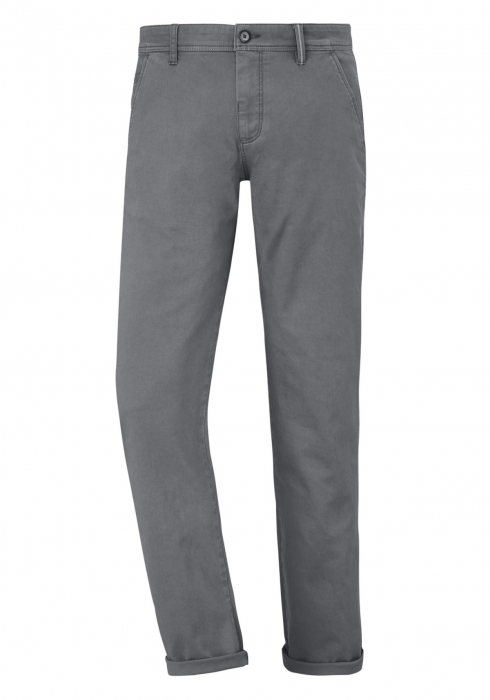 Pantaloni chino barbati REDPOINT Odessa 4939 gri [0]