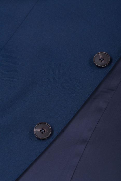 Sacou elegant LAVARD Travel albastru mix&match (864) [6]