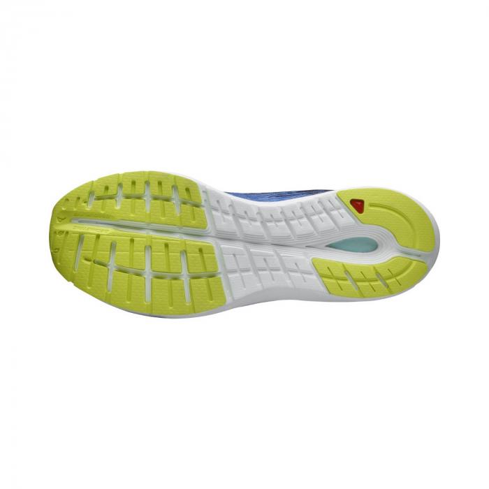 Pantofi alergare barbati SALOMON SONIC 4 Accelerate albastru [5]