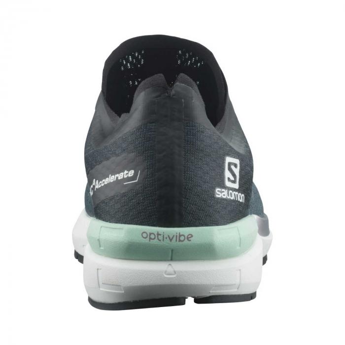 Pantofi alergare barbati SALOMON SONIC 4 Accelerate gri [4]