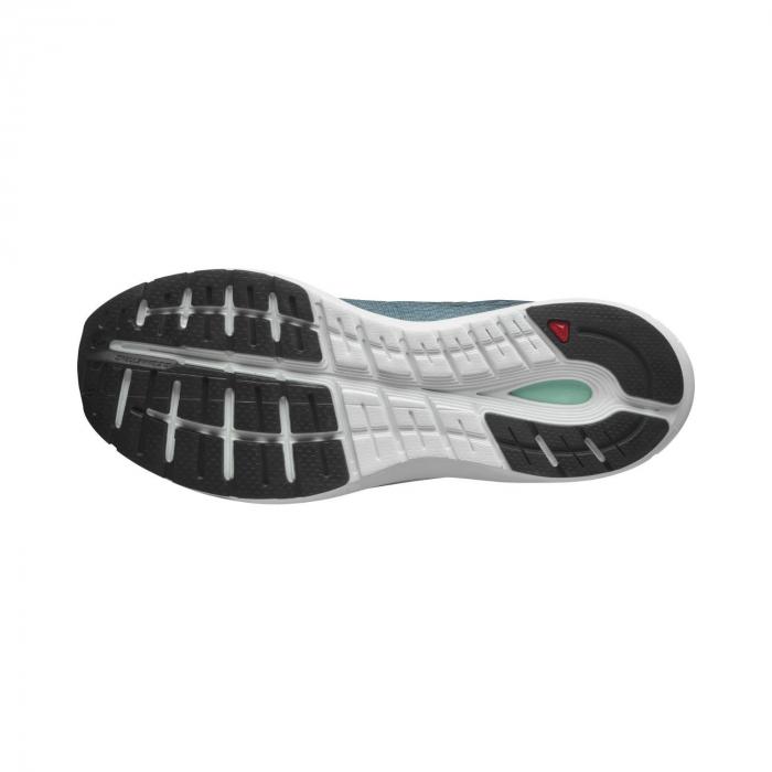Pantofi alergare barbati SALOMON SONIC 4 Accelerate gri [5]