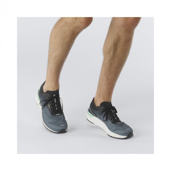 Pantofi alergare barbati SALOMON SONIC 4 Accelerate gri [3]